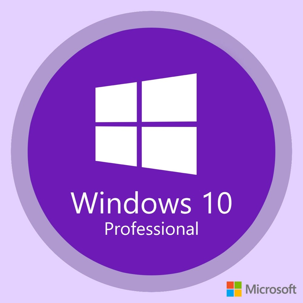 Windows 10 Pro 32/64-bit Lizenz (Product Key)