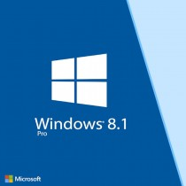Windows 8.1 Professional 32/64-bit Lizenz (Product Key)