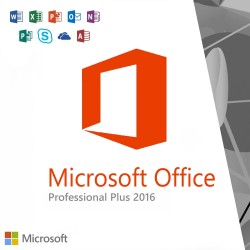 Microsoft Office Professional Plus 2016 Lizenz (Product Key)