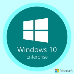 Windows 10 Enterprise 32/64-bit Lizenz (Product Key)
