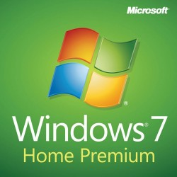 Windows 7 Home Premium 32/64-bit Lizenz (Product Key)