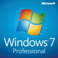 Windows 7 Professional 32/64-bit Lizenz (Product Key)