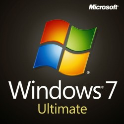 Windows 7 Ultimate 32/64-bit Lizenz (Product Key)